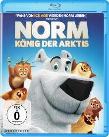 Norm - König der Arktis (Blu-ray), Blu-ray Disc