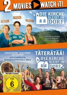 Die Kirche bleibt im Dorf 1 & 2, 2 DVDs