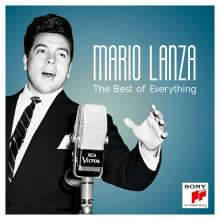 Mario Lanza - The Best of Everything, 2 CDs