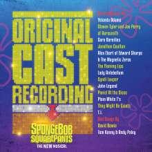 Musical: Spongebob Squarepants - The New Musical (Original Cast Recording), CD