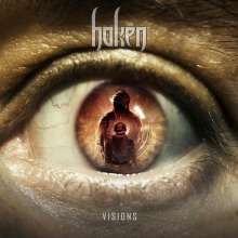 Haken: Visions (Special-Edition), 2 CDs