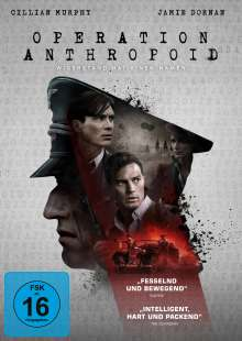 Operation Anthropoid, DVD