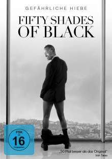 Fifty Shades of Black, DVD