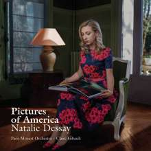 Natalie Dessay - Pictures of America, CD