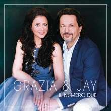 Grazia & Jay: Il Numero Due, CD