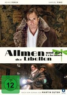 Allmen und das Geheimnis der Libellen, DVD