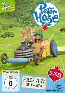Peter Hase DVD 13, DVD