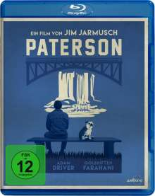 Paterson (Blu-ray), Blu-ray Disc