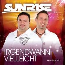 Sunrise: Irgendwann vielleicht, CD