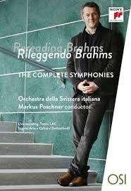 Johannes Brahms (1833-1897): Symphonien Nr.1-4 (Rereading Brahms), 2 DVDs