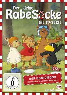 Der kleine Rabe Socke - Die TV-Serie DVD 4, DVD