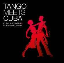 Klazz Brothers & Cuba Percussion: Tango Meets Cuba, CD