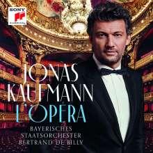 Jonas Kaufmann – L'Opera (180g), 2 LPs