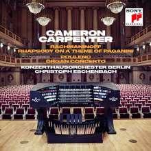 Cameron Carpenter - Rachmaninoff / Poulenc, CD