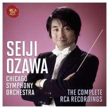 Seiji Ozawa - The Complete RCA Recordings, 6 CDs