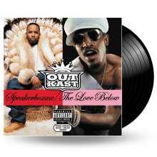 Outkast: Speakerboxxx / The Love Below (180g), 4 LPs
