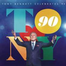 Tony Bennett (geb. 1926): Tony Bennett Celebrates 90, CD