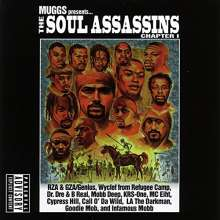 Soul Assassins: Muggs Present ... The Soul Assassins Chapter I (20th Anniversary Edition) (Picture Disc), LP