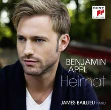 Benjamin Appl - Heimat, CD