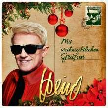 Heino: Mit weihnachtlichen Grüßen, CD