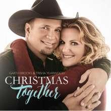 Garth Brooks & Trisha Yearwood: Christmas Together, CD