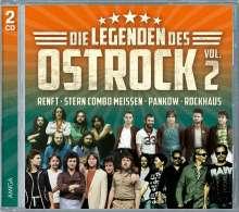 Die Legenden des Ostrock II, 2 CDs