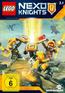 LEGO - Nexo Knights Staffel 3 Box 1, DVD
