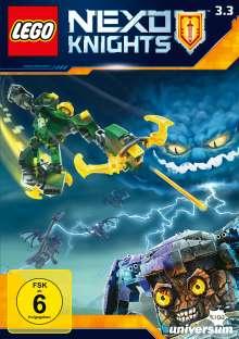 LEGO - Nexo Knights Staffel 3 Box 3, DVD