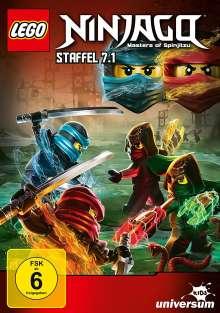 LEGO Ninjago 7 Box 1, DVD