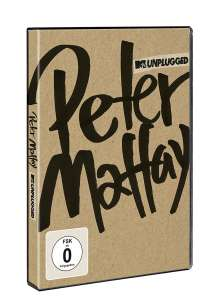 Peter Maffay: MTV Unplugged, 2 DVDs