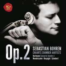 Sebastian Bohren - Op.2, CD