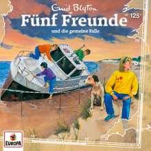 Fünf Freunde (125) - und die gemeine Falle, CD