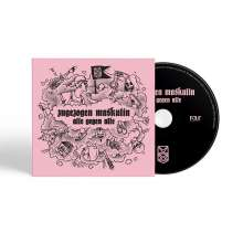 Zugezogen Maskulin: Alle gegen Alle, CD