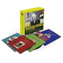 Franz Schubert (1797-1828): Klaviersonaten (Gesamtaufnahme mit Paul Badura-Skoda), 12 CDs