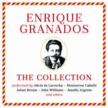 Enrique Granados (1867-1916): The Collection, 7 CDs