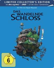 Das wandelnde Schloss (Blu-ray & DVD im Steelbook), Blu-ray Disc