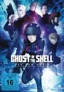 Ghost in the Shell - The New Movie, DVD