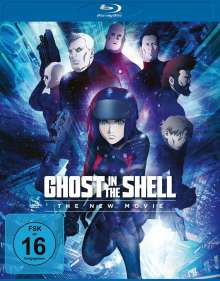 Ghost in the Shell - The New Movie (Blu-ray), Blu-ray Disc