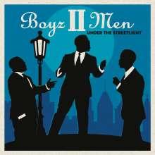 Boyz II Men: Under the Streetlight, CD