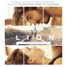 Filmmusik: Lion (Original Motion Picture Soundtrack), CD