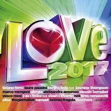 Radio Italia: Love 2017, 2 CDs