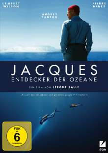 Jacques - Entdecker der Ozeane, DVD