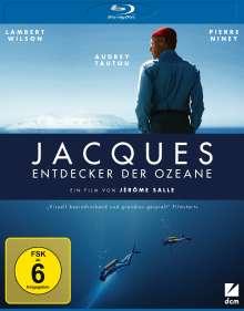 Jacques - Entdecker der Ozeane (Blu-ray), Blu-ray Disc