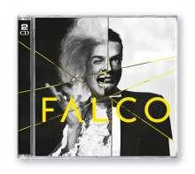 Falco: Falco 60, 2 CDs