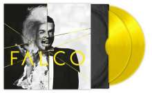 Falco: Falco 60 (Limited-Edition) (Yellow Vinyl)