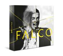 Falco: Falco 60 (Limited-Edition), 3 CDs