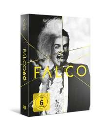 Falco: Falco 60, 2 DVDs