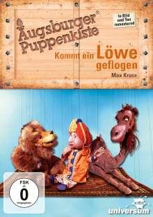 Augsburger Puppenkiste: Kommt ein Löwe geflogen, DVD