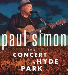 Paul Simon (geb. 1941): The Concert In Hyde Park, 3 CDs