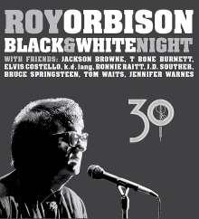 Roy Orbison: Black & White Night 30, 1 CD und 1 DVD